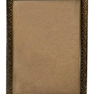 Cadre vintage doré – modèle 1