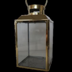 Lanterne dorée – Grand modèle