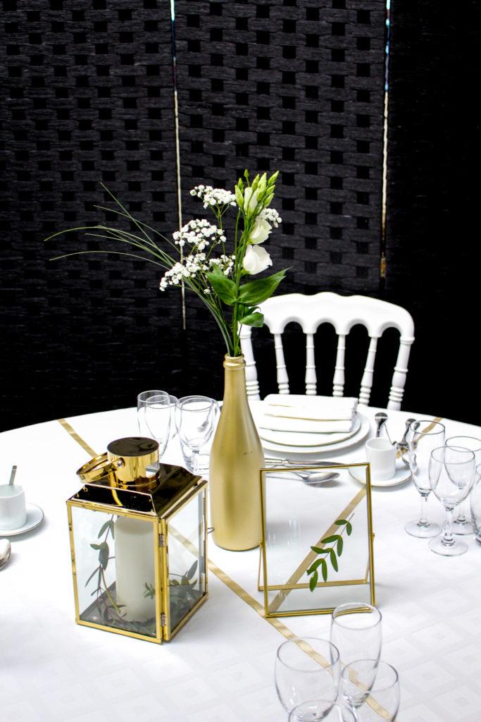 décoration or et végétal - location maine et loire