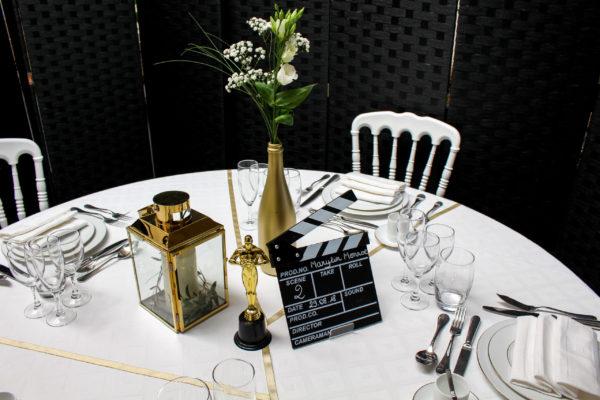 décoration cinéma hollywood à louer saumur